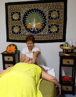 Thai Massagen - Ban Thaimassage